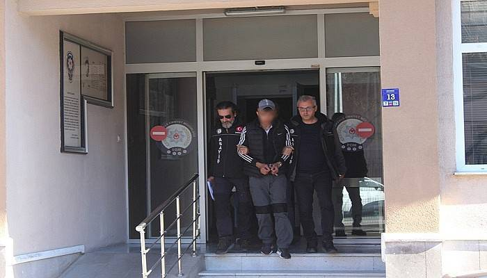 Çanakkale'de hırsızlık: 1 tutuklama