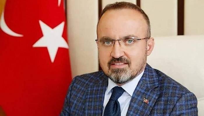 Bülent Turan, yeniden Grup Başkanvekili seçildi