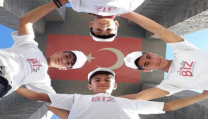 Vanlı öğrenciler Çanakkale'de (VİDEO)