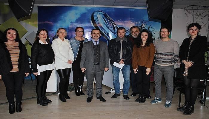 İletişim Fakültesi Dekanından Boğaz Medyaya Ziyaret