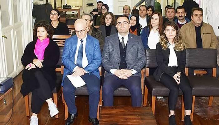 """BİGA KENT MÜZESİ ÇALIŞMALARI"" ANLATILDI"