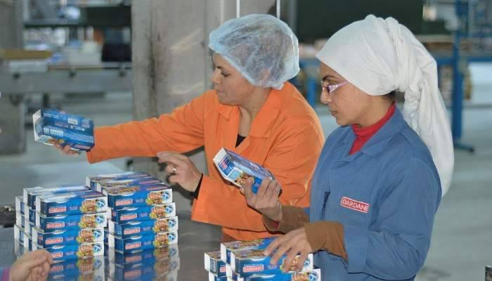 Bu fabrikada çalışanların yüzde 80'i kadın!