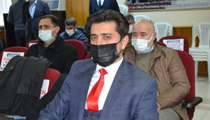 Çan Belediye Meclisi üyesi Çetin ilk toplantısında