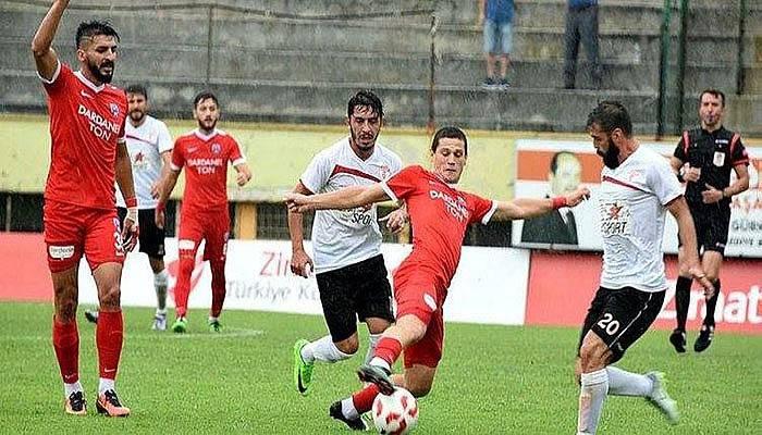 Dardanelspor'a Edirne darbesi