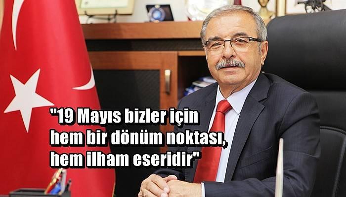 Gelibolu Belediye Başkanı Özacar'dan 19 Mayıs Mesajı