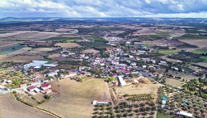 Çıplak köy, güzel bir köy oldu