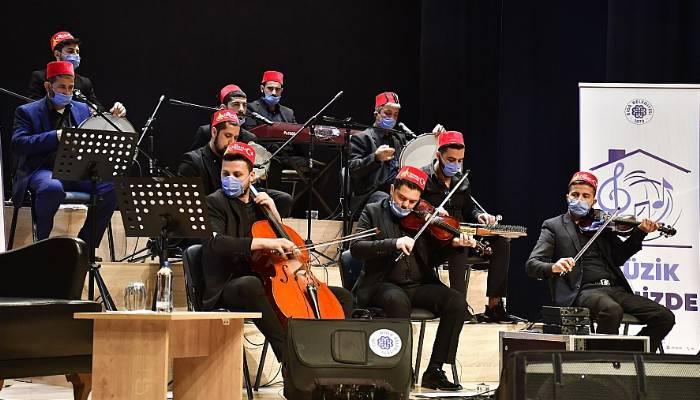Biga Belediyesi müzikle buluşturmaya devam ediyor