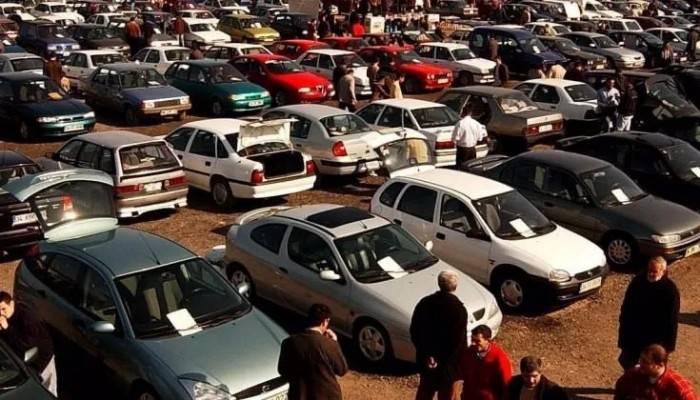 İkinci el otomobil fiyatları artmaya başladı