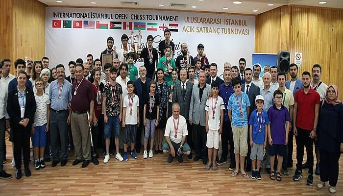 Kamer, Uluslararası Açık Satranç Turnuvası Şampiyonu Oldu