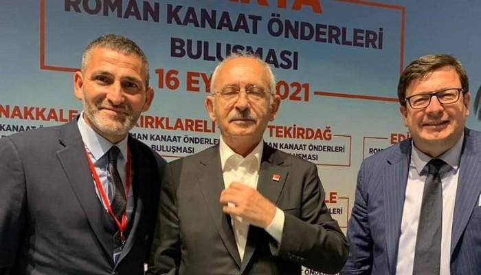 Muhtar Işıldak Kılıçdaroğlu ile görüştü