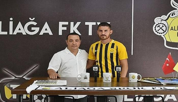 Dardanelspoer'da da Ter Döken Alican Özaltun Aliağaspor'da