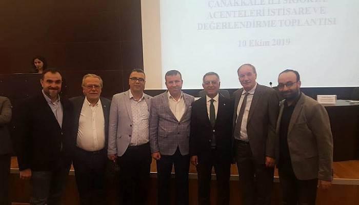 TSO ÜYESİ SİGORTA ACENTELERİ BÖLGESEL İSTİŞARE TOPLANTISINDA