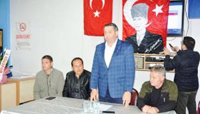 BİGASPOR'A ADAY ÇIKMADI!