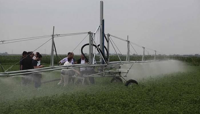 Bireysel sulama makine ve ekipmanlarına hibe desteği