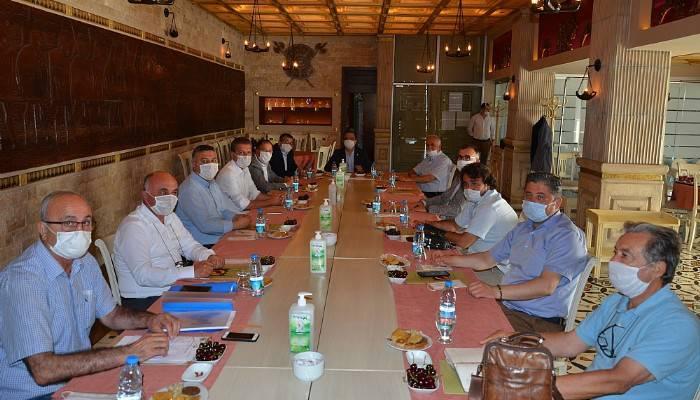 CHP olağan belediye başkanları toplantısı yaptı