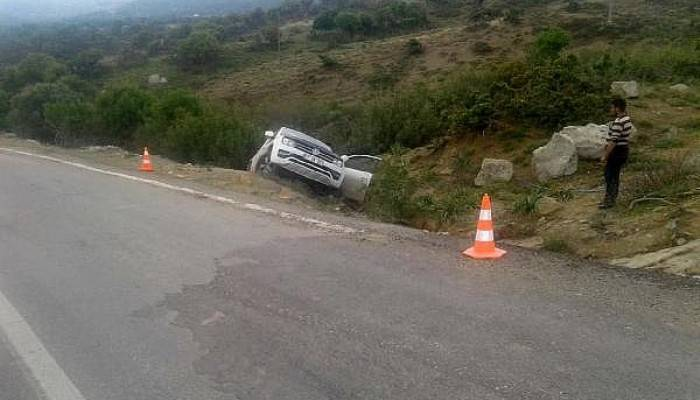 Gökçeada'da Rum asıllı restoran işletmecisi kazada öldü