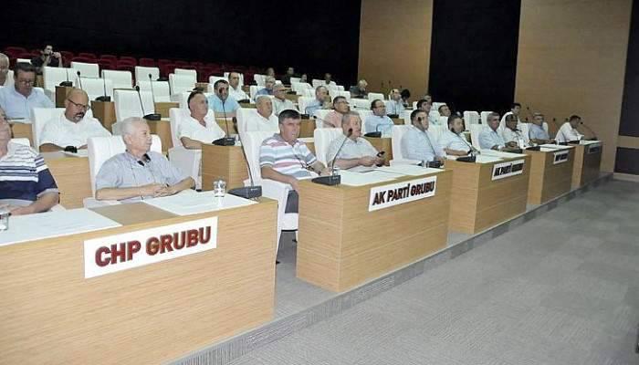 Çanakkale İl Genel Meclisi'nde grup başkan vekilleri darbe kalkışmasını kınadı