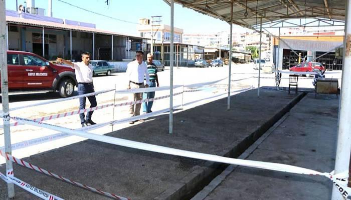 Kepez'de kurban satış ve kesim yerleri belirlendi