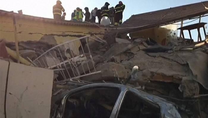 İtalya'da deprem: 2 ölü, 39 yaralı