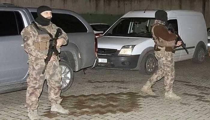Çanakkale merkezli 6 ilde operasyon 23 gözaltı!