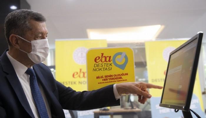 114 EBA Destek Noktası Daha Hizmete Açıldı