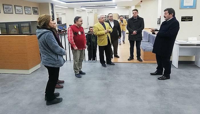 İl Halk Kütüphanesi kapılarını açtı (VİDEO)