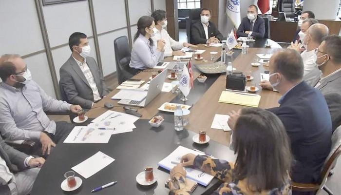 Biga'da Proje Değerlendirme Toplantısı