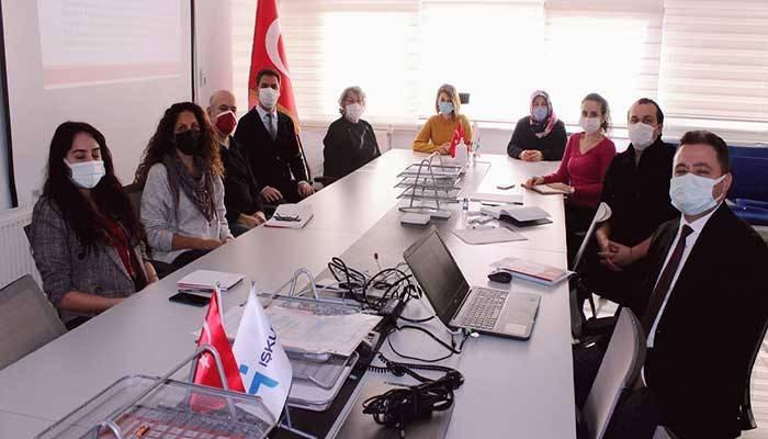 KOOP-DES proje destekleri kadın kooperatiflerine tanıtıldı