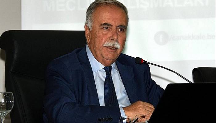 """GÖKHAN'DAN BELEDİYE MECLİSİ'NDE, """"FETÖ BİLMECESİ…!"""""""