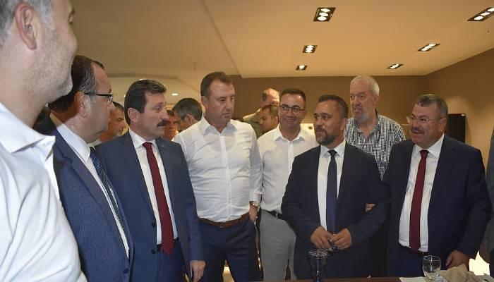 Biga'da İstihdam Değerlendirme Toplantısı Yapıldı