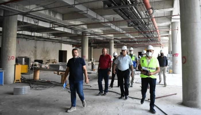 Yeşil Yerel Yönetim ve Kültür Merkezi'nde Çalışmalar Hızlandı