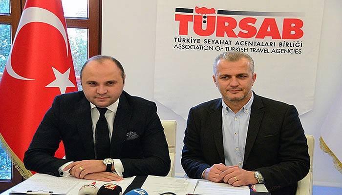 2018 Troia yılı çalışmalarına TÜRSAB'dan tam destek(VİDEO)