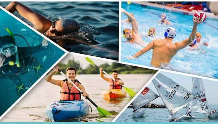 Gençleri bağımlılıktan kurtaracak su sporları projesi başlıyor!