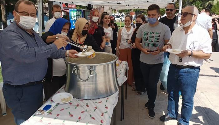 Ahmet Alp bebek için yardım programı