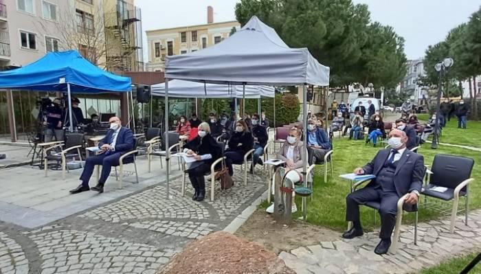 Belediye Meclisi'nde 4'ncü Sarıçay Köprüsü tartışması
