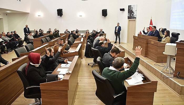 2020 yılının ilk meclis toplantısı yapıldı