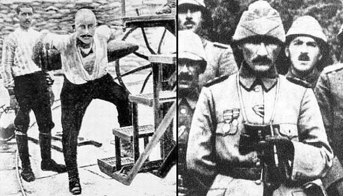 Çanakkale kahramanı Seyit Onbaşı anıldı