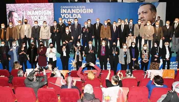 AK Parti'nin 7'nci Olağan İlKongresi Yapıldı