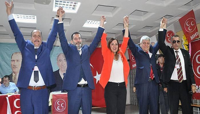 MHP'de Hakan Pınar yeniden başkan