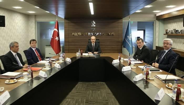 Çanakkale Savaşları Gelibolu Tarihi Alan Başkanlığı Koordinasyon Kurulu Toplantısı Ankara'da yapıldı