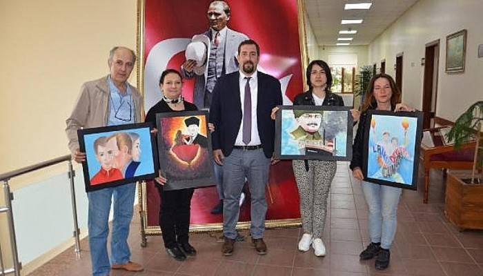 Gelibolu Belediyesi'nin '19 Mayıs' yarışması sonuçlandı