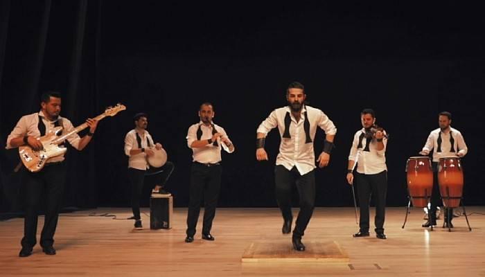 Flamenko ile Anadolu'nun müzik ve dans kültürünü birleştirdi