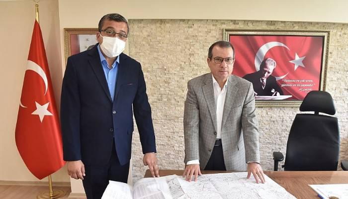 Çan Belediye Başkanı Bülent Öz, OSB başvuru sürecini başlattı