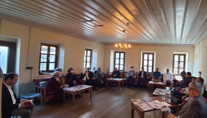 Gençlik Çalışmaları Toplantısı düzenlendi