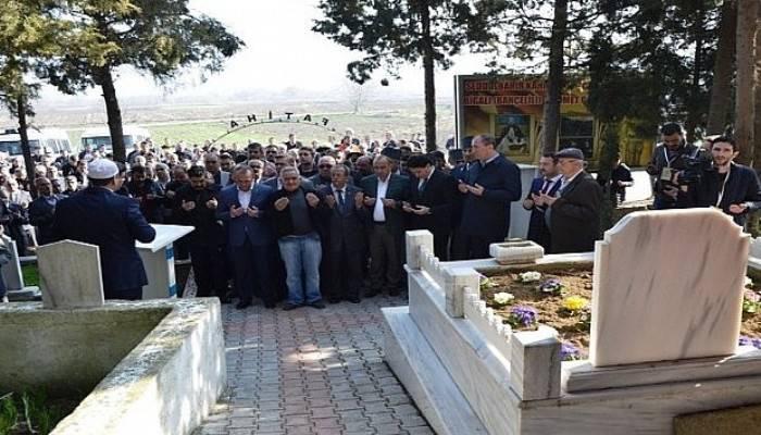 Biga'lı Mehmet Çavuş mezarı başında anıldı