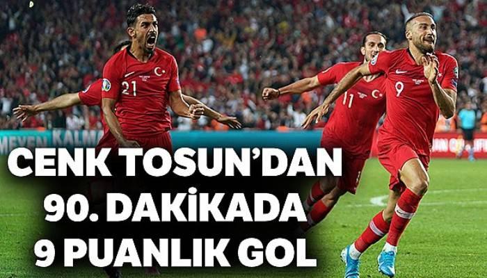 Türkiye 1 - 0 Arnavutluk Maçı Özeti ve Golü İzle | Türkiye Arnavutluk kaç kaç bitti?