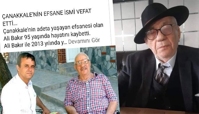 """Öncü' nün Kaleminden Bakır Efsanesi """"TUP BİTTU…."""""""