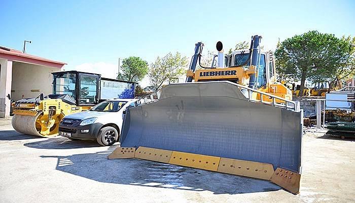 Çanakkale yeni araçlarla kar yağışına hazır!