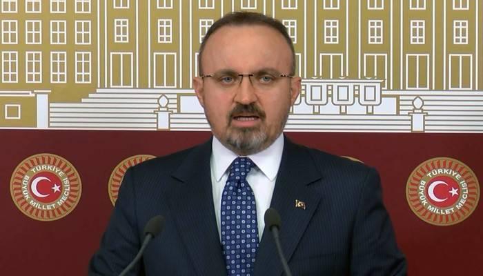 AK Parti'li Turan 'HDP kapatılmak için her şeyi yapıyor'