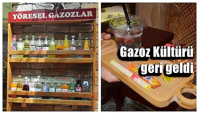 Gazoz Kültürü geri geldi